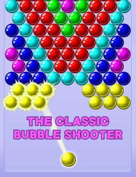 Bubble Shooter captura de pantalla 1
