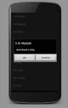 Salah Albudair(quran mp3) apk screenshot