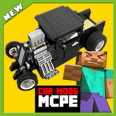 Mod for cars in Minecraft ツ icon