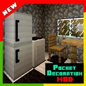Pocket Decoration Mod for Minecraft PE icon