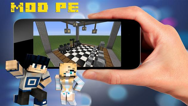 Pocket Decoration Mod for Minecraft PE screenshot 14