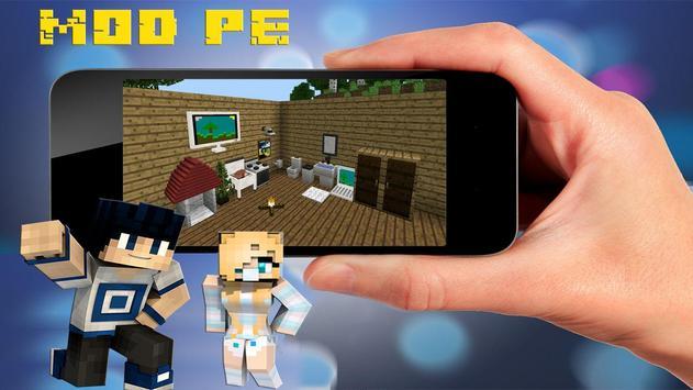 Pocket Decoration Mod for Minecraft PE screenshot 10