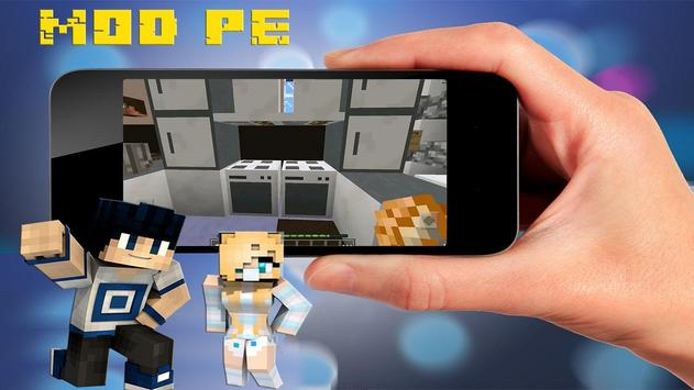 Pocket Decoration Mod for Minecraft PE screenshot 1