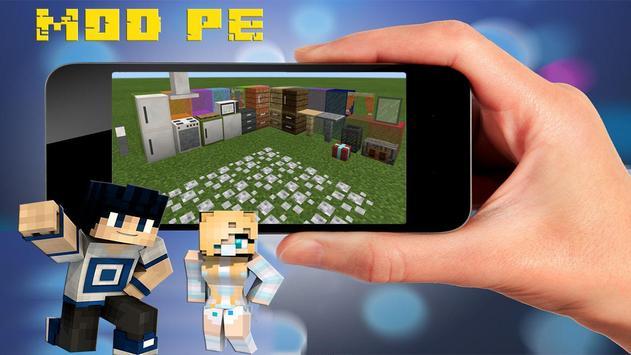 Pocket Decoration Mod for Minecraft PE screenshot 3