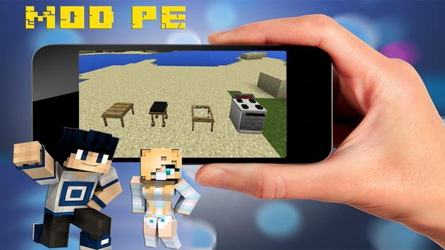Pocket Decoration Mod for Minecraft PE screenshot 5