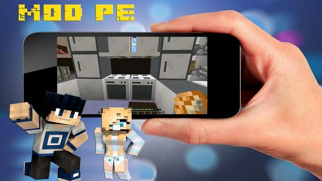 Pocket Decoration Mod for Minecraft PE screenshot 7