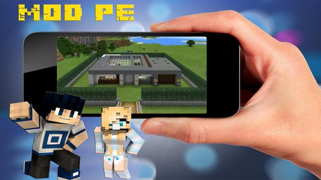 MOD Self Building House MCPE for Android - APK Download