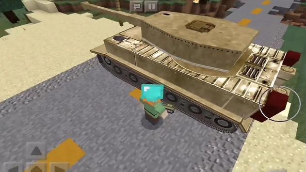 TRANSPORTATION Minecraft MCPE ✌ poster