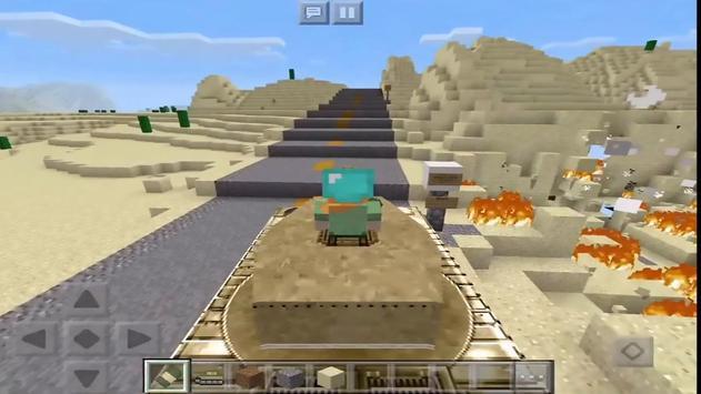 TRANSPORTATION Minecraft MCPE ✌ apk screenshot
