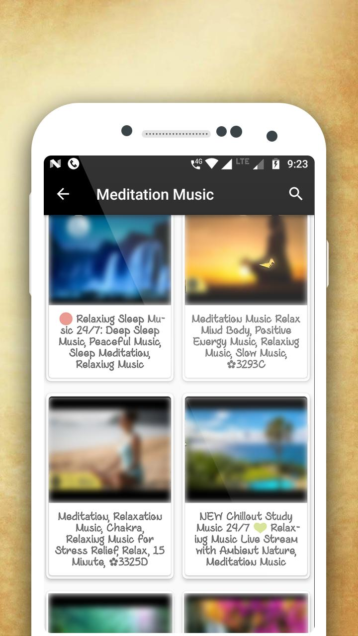Buddhist Songs & Music : Relaxing Meditation music for Android - APK