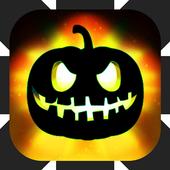 Creepy Halloween icon