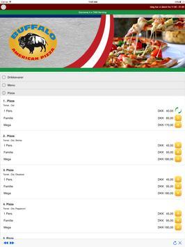 Buffalo Pizza Herning screenshot 4