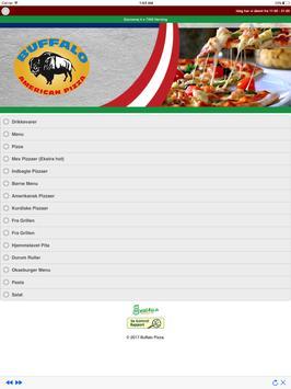 Buffalo Pizza Herning screenshot 6