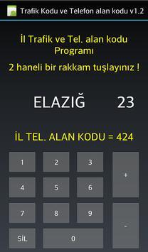 Vehicle reg. Plates of Turkey. apk screenshot