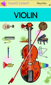 Instruments my friend - baby apk screenshot