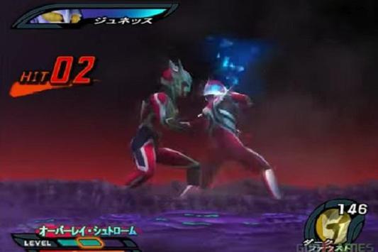Tips Ultraman Nexus apk screenshot