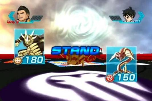 Dan Bakugan Battle Brawlers Tips apk screenshot