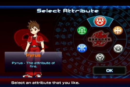 Dan Bakugan Battle Brawlers Tips screenshot 3