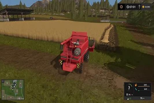 Guide Farming Simulator 17 apk screenshot