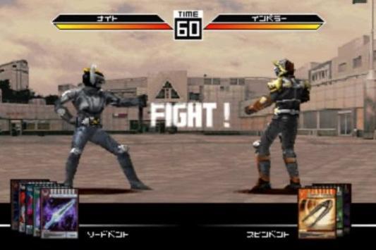 Pro Kamen Rider Ryuki Tips poster