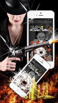 Gun Bullet Theme apk screenshot