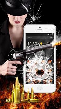 Gun Bullet Theme poster
