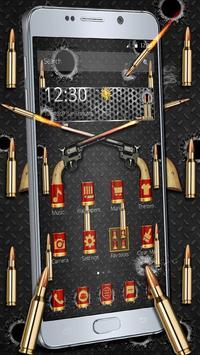 BULLETS AND GUN poster