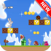 Super Bunny run, World icon