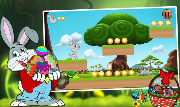 Super Bunny run, World apk screenshot