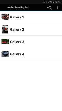 Car Modifications poster