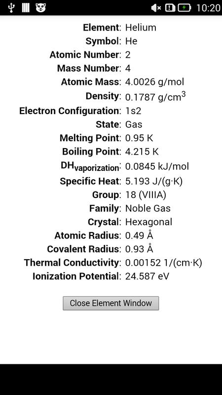 Dynamic periodic table 9937939 sixpacknowfo dynamic periodic table apk download free tools app for urtaz Image collections