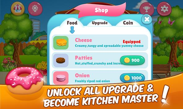 Food Shop Mania apk screenshot
