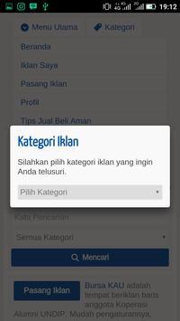 bursaKAU apk screenshot