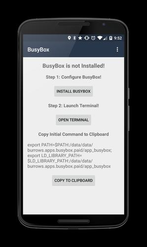 BusyBox for Android - APK Download