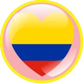 Buscar Pareja Colombia icon