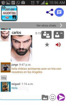 BuscarPareja Chat GayArgentina screenshot 1