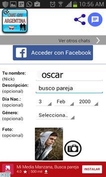 BuscarPareja Chat GayArgentina screenshot 4