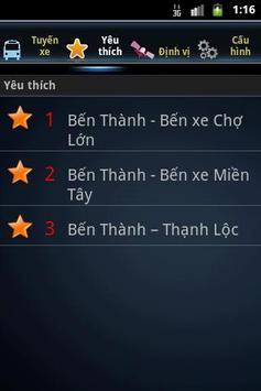 Buyt Ho Chi Minh apk screenshot