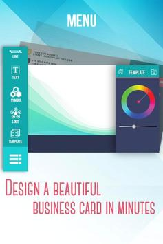 Business card maker creator apk download free business app for business card maker creator poster reheart Gallery