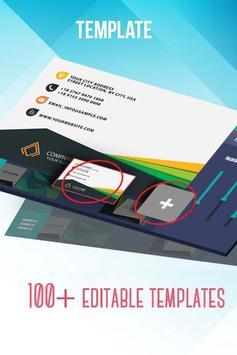 Business Card Maker & Creator screenshot 1