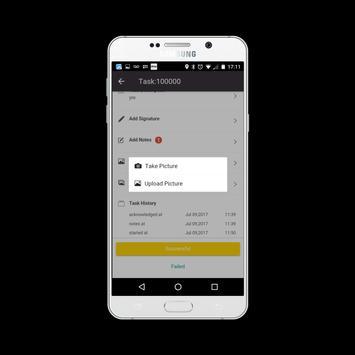 Dispatch System Driver App screenshot 4