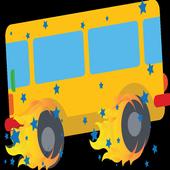 Fire Bus Rush icon