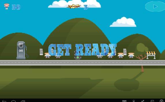 Fire Bus Rush apk screenshot
