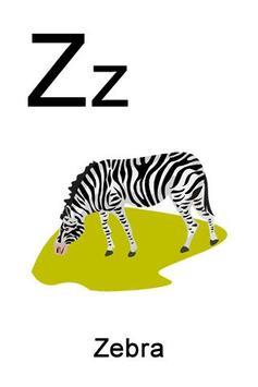 Flash CardZ! - Alphabet screenshot 1