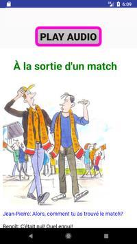 Apprendre le français Parler français poster