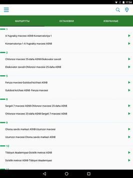 TashBus apk screenshot