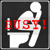 Busy Toilet! icon