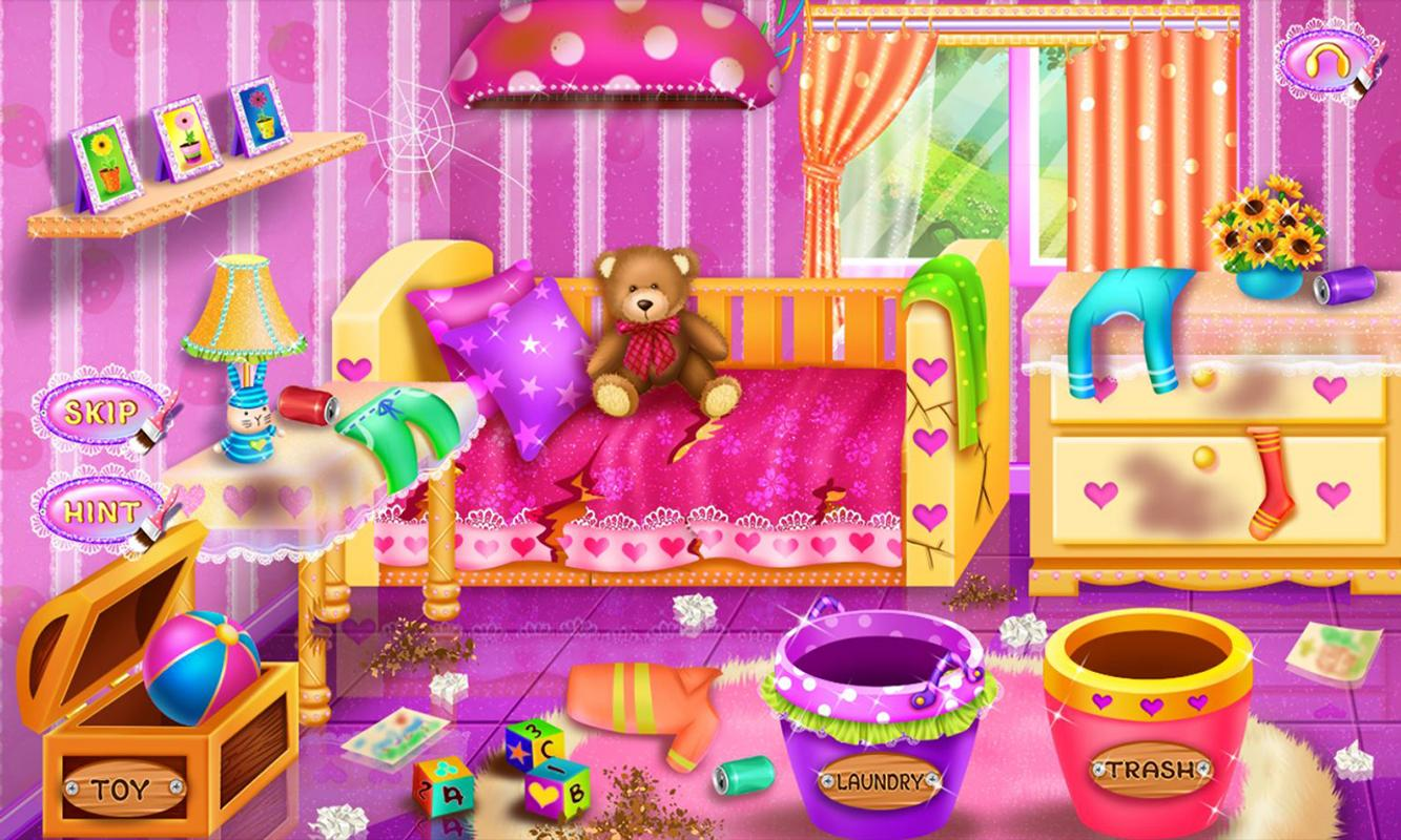 Newborn Bedroom Makeover Apk Download Free Casual Game
