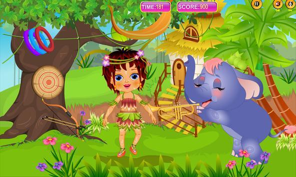 Caring Baby Elephant screenshot 5
