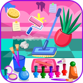 Clean Up Nail Salons icon